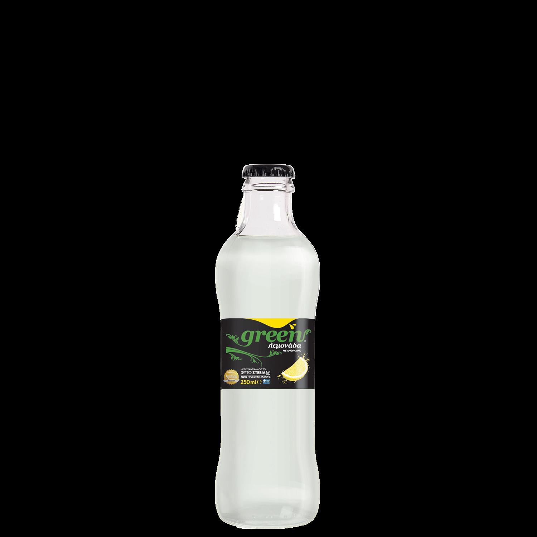 Green Lemon - Γυάλινη φιάλη - 250ml
