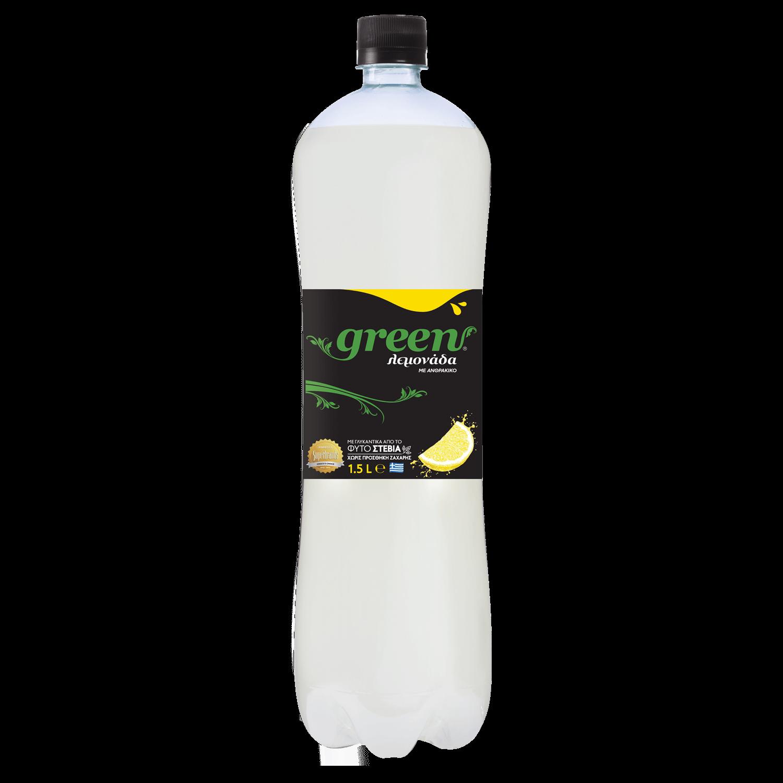 Green Lemon - Φιάλη PET - 1,5lt