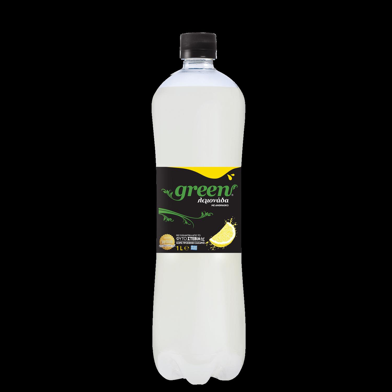 Green Lemon - Φιάλη PET - 1lt