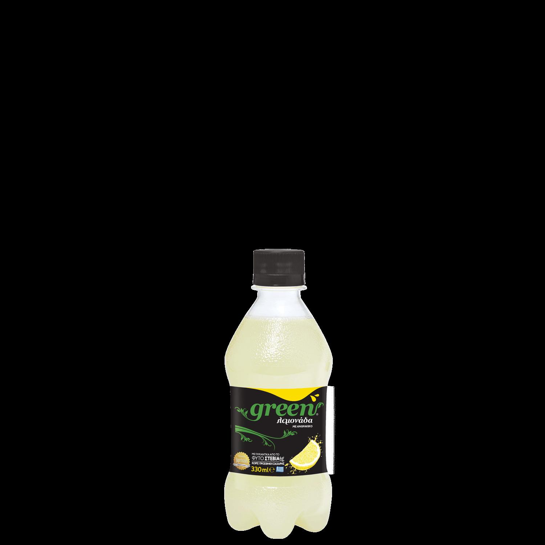 Green Lemon - Φιάλη PET - 330ml