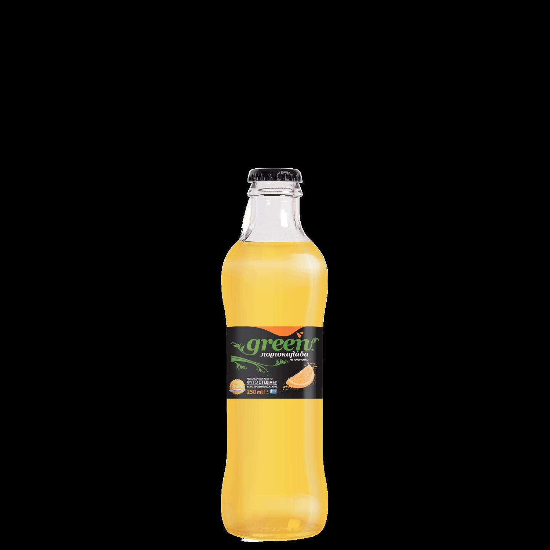 Green Orange - Γυάλινη φιάλη - 250ml