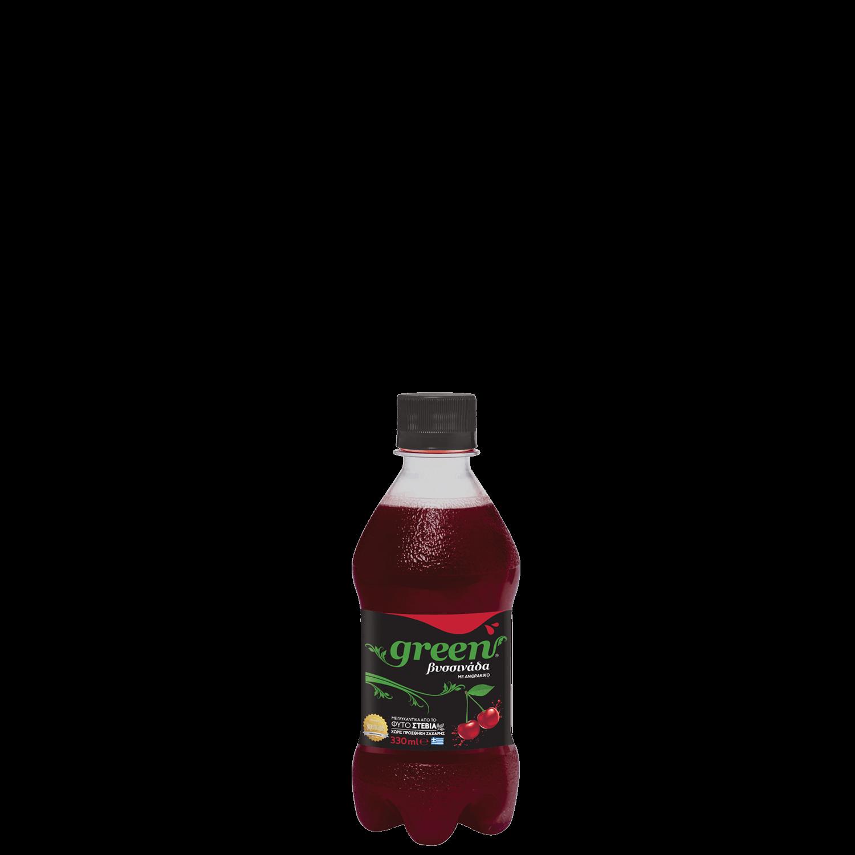 Green Cherry - Φιάλη PET - 330ml