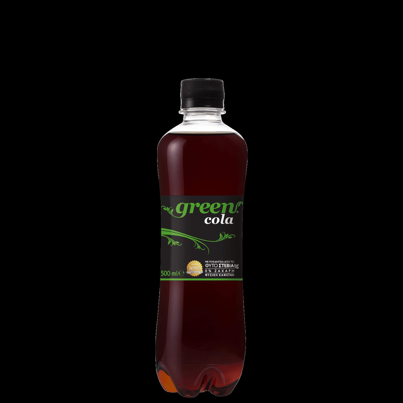 Green Cola - Φιάλη PET - 500ml