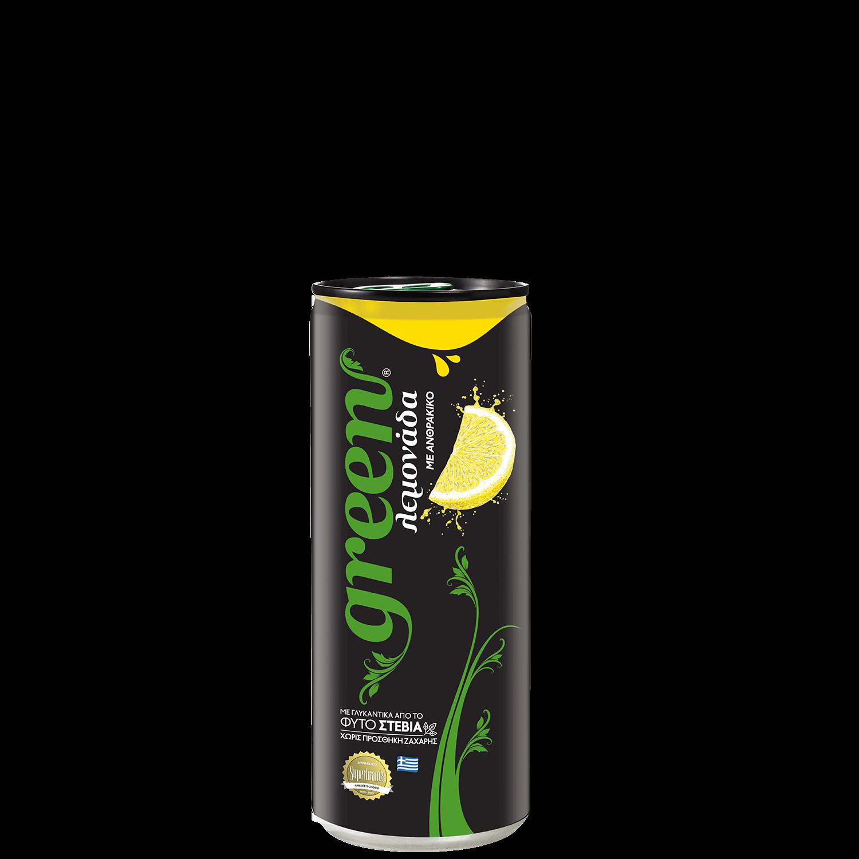 Green Lemon - Κουτί - 330ml