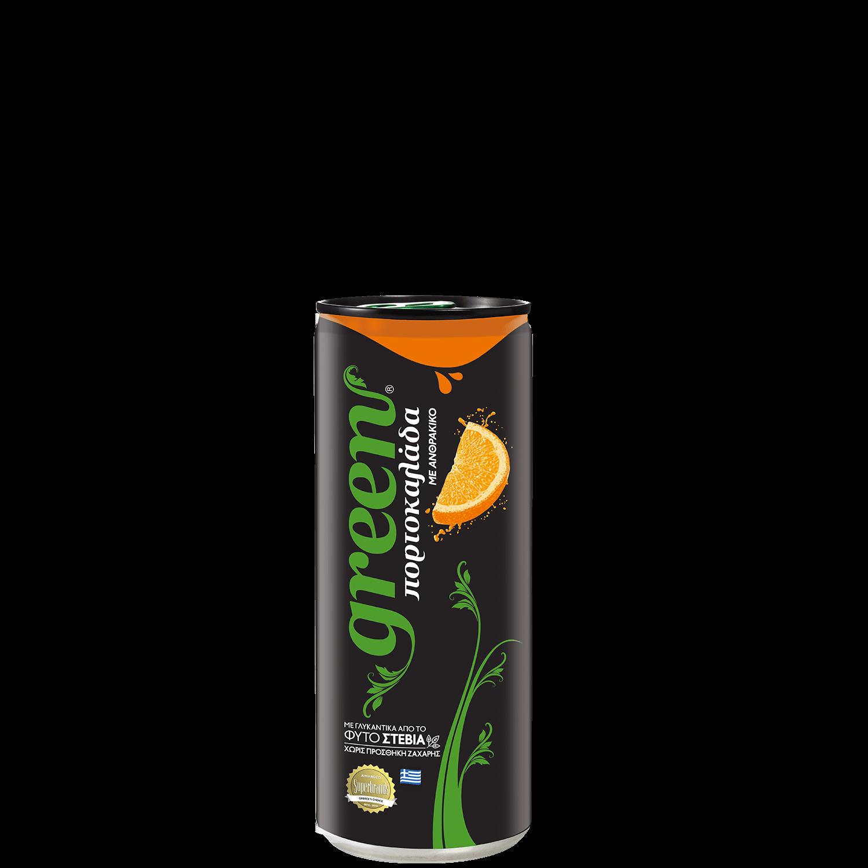 Green Orange - Κουτί - 330ml