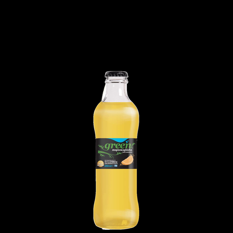 Green Orange Nc - Γυάλινη φιάλη - 250ml