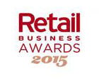 Retail business award - 2015