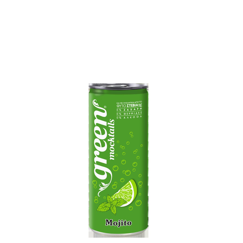 Green Mojito - Κουτί - 330ml