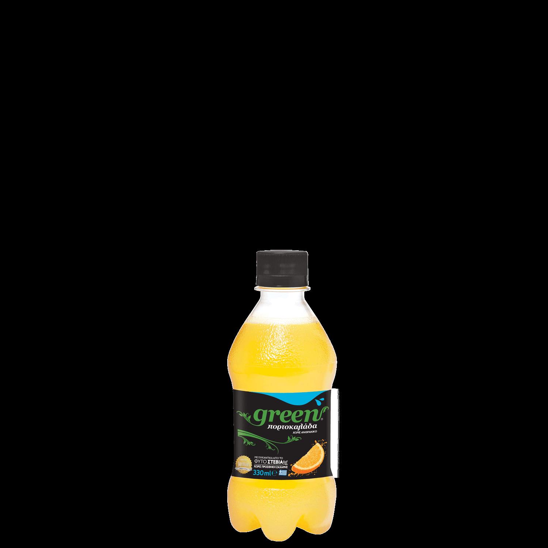 Green Orange Nc - Φιάλη PET - 330ml