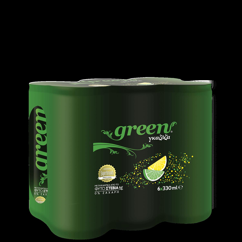 Green Mountain - Πολυσυσκευασία κουτί - 6x330ml